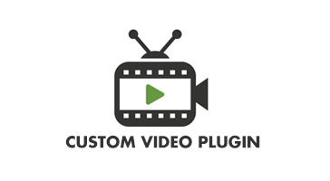 Custom Video Plugin Integration