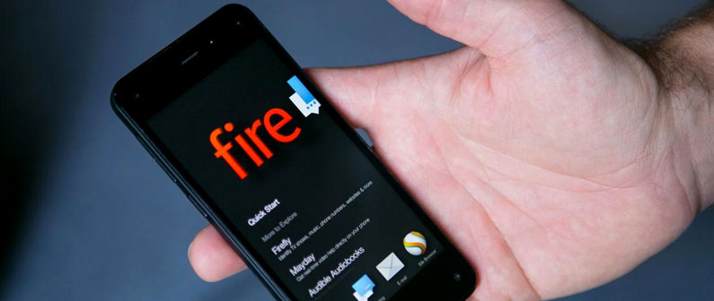 Fire Phone–Amazon's new perspective towards the Smartphone Industry