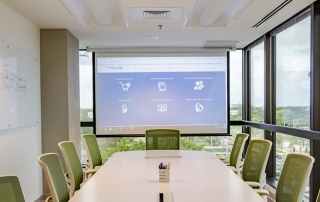Rave Infosys Conference Room