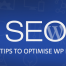 Quick SEO tips to optimize wordpress posts